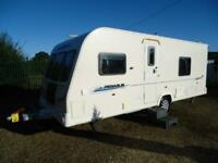 Bailey Pegasus 534 With Motor Mover + Lots More 2010