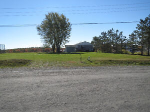Building Lot / Level and Cleared With Municipal Services !!!!!