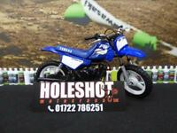 Yamaha PW50 Motocross Bike