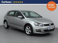 2015 VOLKSWAGEN GOLF 1.6 TDI 105 Match 5dr