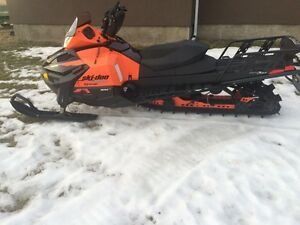 Trade for Sidexside 2015 Skidoo Tundra Extreme 600 Etec