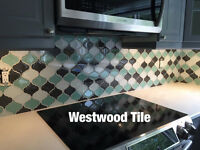 Westwood Tile Installations 25+yrs. exp.