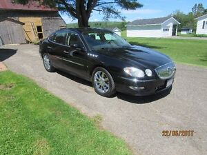2008 Buick Allure Super Sedan