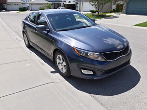 2014 Kia Optima 104km, Asking $9650