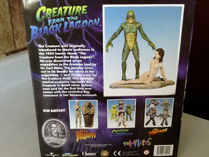 UNIVERSAL STUDIOS MONSTERS - CREATURE FROM BLACK LAGOON London Ontario image 3