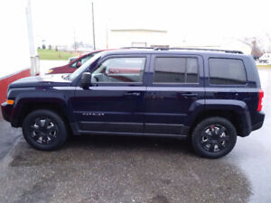 2014 Jeep Patriot Wagon