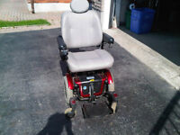 Must sell Electric wheelchair