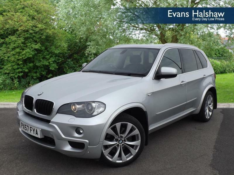 2007 bmw x5 bmw x5 m sport 5dr auto diesel in aston west midlands gumtree. Black Bedroom Furniture Sets. Home Design Ideas