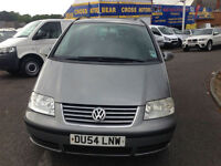 VOLKSWAGON SHARAN 2.0 MANUAL 2004 SE