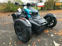 2021 Can-Am Spyder RYKER 600CC CVT trike Spyder