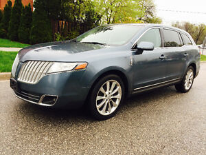 2010 LINCOLN MKT TOP THE LINE, LEATHER, NAVIGATION, RUNS SMOOTH