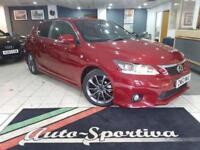2013 Lexus CT 1.8 F-Sport CVT 5dr PETROL/ELECTRIC red CVT