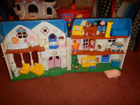 multiple baby toys for sale castles, lego, barns ETC Watch|Share
