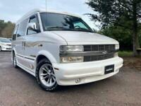 FRESH IMPORT 2001 CHEVROLET ASTRO STARCRAFT DAY VAN GMC SAFARI LHD V6 4WD VORTEX