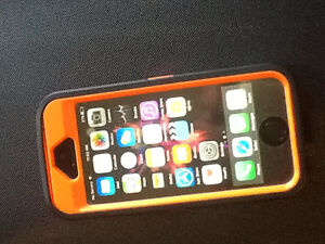 iPhone 5s  includes Otter box