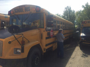 School buses, Short and full size!