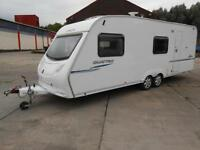 Sprite Quattro ES. 6 Berth. Twin Axle.