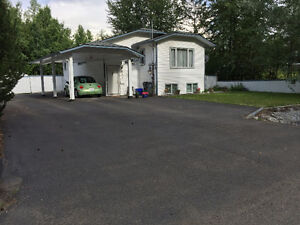 HOUSE WITH LARGE FENCED YARD NEW PRICE!