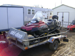 ***2009 EXPEDITION 600 SDI SKI-DOO TUV YETI CHASSIS***