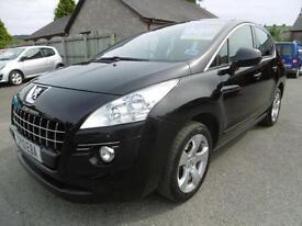 2010 Peugeot 3008 1.6 HDi Sport 5dr 5 door Hatchback