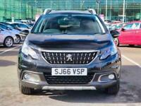 2016 Peugeot 2008 1.6 BlueHDi 100 Allure 5dr Estate Diesel Manual