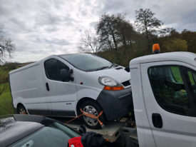Renault Traffic 140