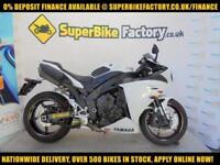 2011 11 YAMAHA R1, 0% DEPOSIT FINANCE AVAILABLE