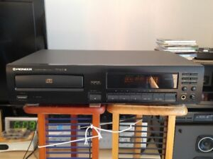 Pioneer Single-disc CD Player PD-103