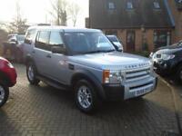 2006 56 Reg Land Rover Discovery 3 2.7TD V6 Manual ( 7st )