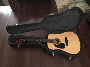 Beaver Creek Left Handed Acoustic Guitar