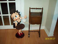 ANTIQUE SMOKE STAND *** WAS $150 ***