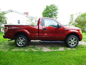 For Sale 2014 Ford F-150 Pickup Truck