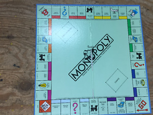 Old but mint  Monopoly  board game
