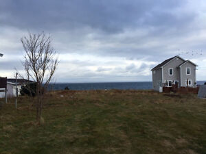 Vacant Oceanfront Lot in Conception Bay South