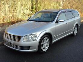 2003 Nissan Stagea AXIA 2.5 TURBO 4WD ESTATE FRESH IMPORT 5dr