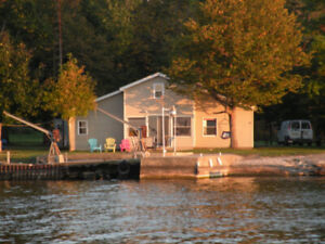 Cottage In The Thousand Islands