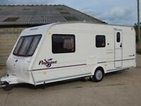 Bailey Pageant Loire, 2004, 4 Berth, End Washroom, MOTOR MOVERS, AWNING, VGC!!