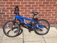 Apollo Chaos BMX Bike