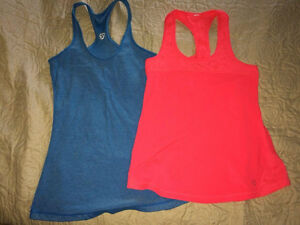 Women's Size XS Exercise Tank Tops