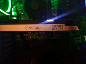 Nvidia GeForce GTX 770 classified Edition NEGOTIABLE