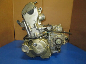HONDA CRF 250R ENGINE ONLY COMPLETE REBUILT READY FOR INSTALL Prince George British Columbia image 1