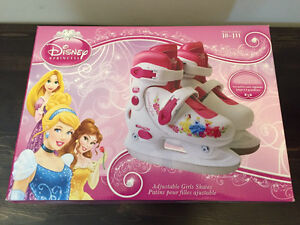 *New* Girls Adjustable Skates