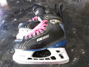 Bauer Supreme Hockey Skates - Size 3EE