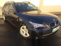 2009 59 BMW 520d Touring 5 DOOR Auto SE Business Edition