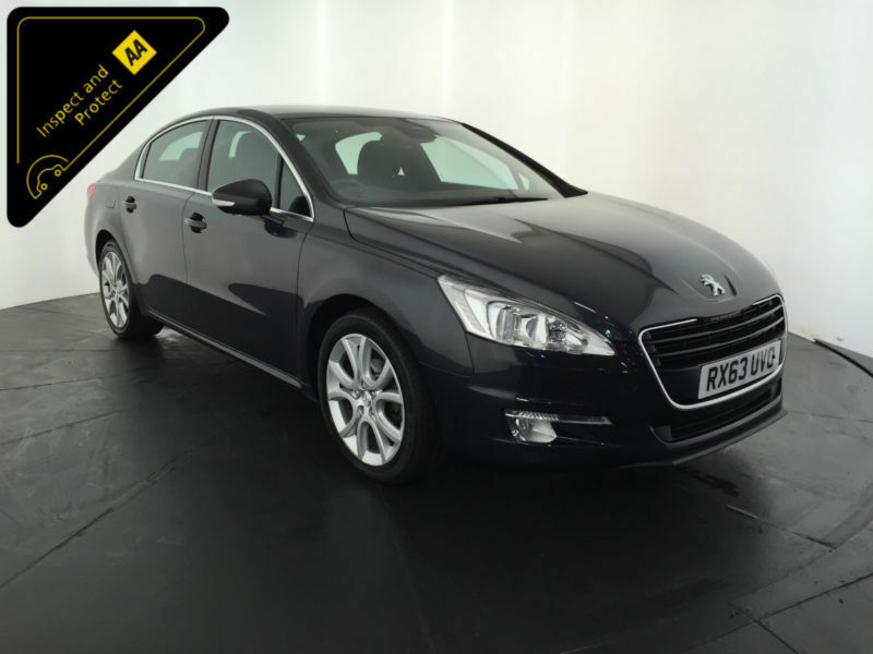 2013 63 PEUGEOT 508 ACTIVE NAV VERSION HDI 1 OWNER SERVICE HISTORY FINANCE PX