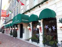 Dinkel's Restaurant / Paulo's Italian Trattoria ***CHEF WANTED**
