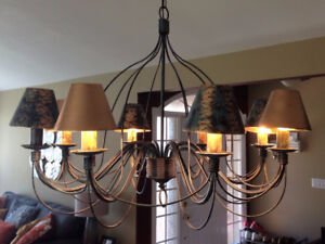 The perfect candle chandelier for your home!