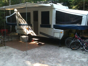 Jayco 1208 pop up camper