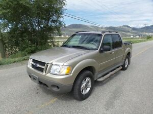 2001 Ford Explorer Sport Trac 4WD