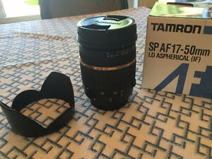 Tamron 17-50 F/2.8 for Canon